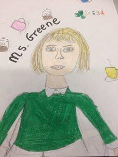 Ms Greene