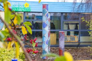 Library garden image 2