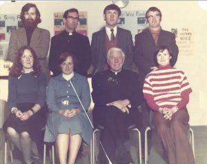Staff at SFX 1978
